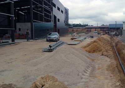 Vista Exterior Fabrica Omnipellets